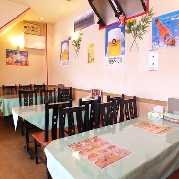 本格インド・ネパール料理 パラサンサの雰囲気1