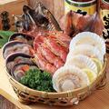 料理メニュー写真豪華!海鮮盛り合わせ