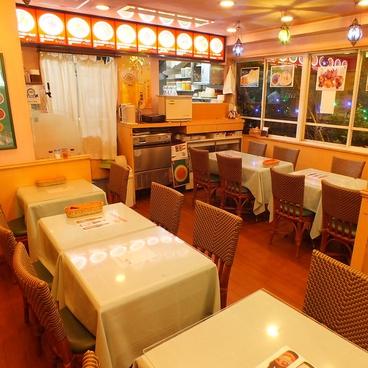 サムラート カレーハウス 東中野店の雰囲気1