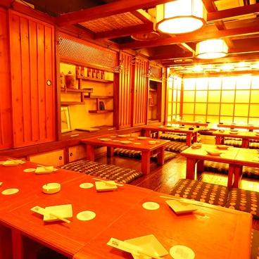 居酒屋 つるかめ Tsurukame 栄店の雰囲気1