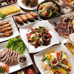 食楽厨房 関内馬車道店のコース写真