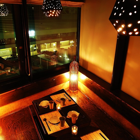 UFOフォンデュ × 隠れ家バル NaNoMoN -菜の門- 大宮店|店舗イメージ1