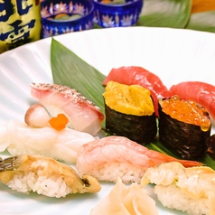 鮨 花いちのおすすめ料理1