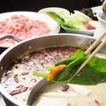 野菜は肉や海鮮のあとに入れます。ダシが野菜にしみて、美味しさ倍増★
