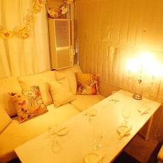 ≪ソファー×個室≫ソファーでゆったり女子会に♪誕生日サプライズもお気軽にご相談下さい!