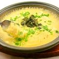 料理メニュー写真とろろとチーズの鉄板焼き