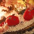 【雰囲気情報】店内に散りばめられた華のオブジェ。梅田で個室で各種飲み会なら雰囲気抜群、祇園山笠(梅田店)で★