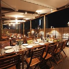 三島BBQ ビアガーデン GrandTerraceの雰囲気1