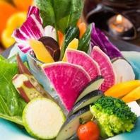 完全無農薬の有機野菜