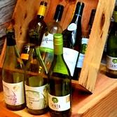 お料理に合う様々なワイン。お気軽にお問合せ下さい!