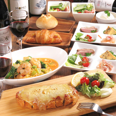 LITA pasta&bar リタ パスタ&バルのコース写真