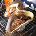 料理メニュー写真広島県産 牡蠣鉄板焼き☆