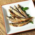 料理メニュー写真滋賀琵琶湖産 天然姫鮎の燻製