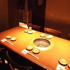 備長炭焼肉 竹千代の雰囲気1