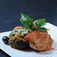 お肉、お野菜も美味しく調理致します。