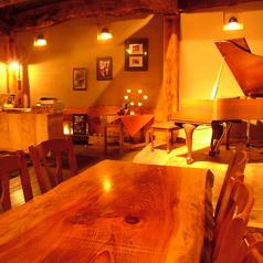 2~12名テーブル席