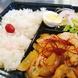 国産野菜とコシヒカリ使用!日替り弁当650円