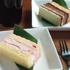 料理メニュー写真フローズンケーキ