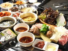 元祖 ナップンナムジャのおすすめ料理1