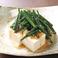カリカリじゃこの豆腐サラダ