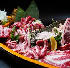 和牛とジンギスカン、焼肉の極意 兆 kizashiの写真