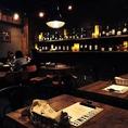 【御茶ノ水駅3分のイタリアンバル】落ち着いた雰囲気の店内でお食事を楽しめます。各種宴会に最適です。