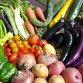 素材本来の味をご堪能…オーガニック野菜