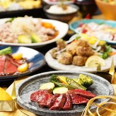 藁焼きと47都道府県の日本酒 龍馬 高松瓦町店のコース写真