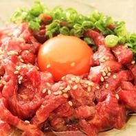 金山の馬肉専門店!魅力たっぷりの馬肉 肉寿司・桜鍋も◎