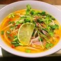 料理メニュー写真[2辛]トムヤム麺(海鮮 or 鶏)