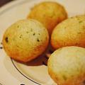 料理メニュー写真青のりの揚げパン