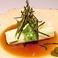 料理メニュー写真シャキシャキ山芋のトロトロオクラがけ