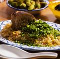 料理メニュー写真トンポーロー炒飯