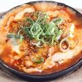 料理メニュー写真とろーりチーズの麻婆豆腐