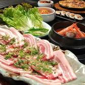 【焼肉宴会に】サムギョプサルやプルコギ、牛焼肉と選べる宴会コースあり!