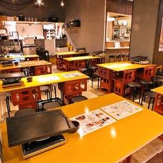 韓食 ハンシク チーズタッカルビ 六本木横丁店の雰囲気1