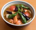 料理メニュー写真野菜カレーうどん