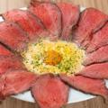 料理メニュー写真お肉たっぷり肉ボナーラ