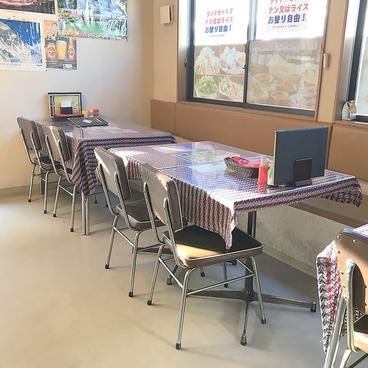 アジアンダイニング&バー ルンビニ 川口店の雰囲気1