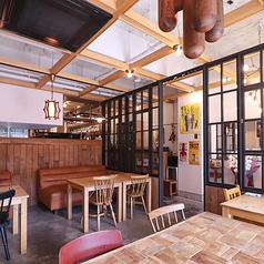 Cafe&Bar PAUSE BASE ポーズバーズ 金沢駅前の特集写真