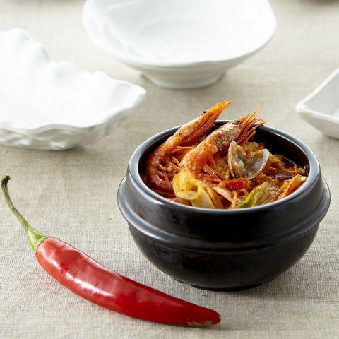 韓流好きなら純韓国料理チャンチ!(純豆腐)スン …