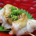 料理メニュー写真海老のかにみそマヨ串