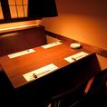 女性に人気♪5名様までOKのテーブル個室です。#個室#居酒屋#ランチ#テイクアウト#宴会#牛タン#和食#名古屋駅#名駅#飲み放題#接待