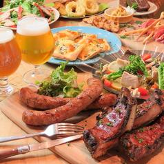 クラフトビール&ワイン 7DAYS Craft Kitchen セブンデイズ クラフトキッチンのコース写真
