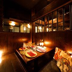 個室 肉バル AGURA 新宿本店の雰囲気1