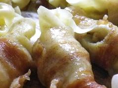 十勝産 豚肉の肉巻きギョーザ