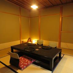温もりと気品あふれる和室。