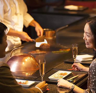 鉄板焼 天王洲 第一ホテル東京シーフォートのおすすめ料理1