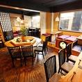 大人数の会社宴会、貸切大歓迎です♪〈渋谷 居酒屋 和食 女子会 デート 誕生日 飲み放題 個室〉