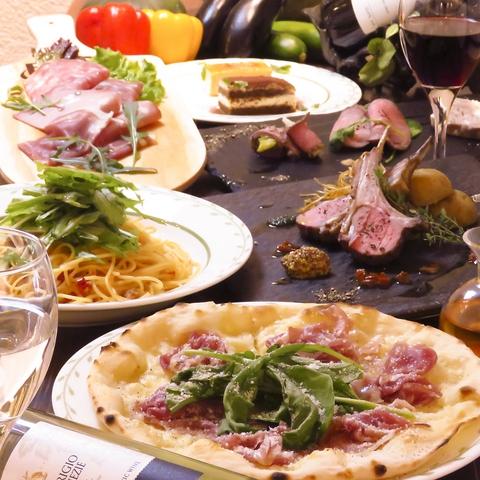 新宿駅直結★オリーブオリーブ新宿店♪美味しいお肉とハイボールが自慢のスペインバル